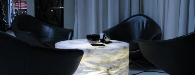 Muebles De Alabastro Mesa 3