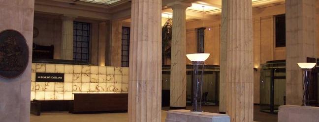 Proyectos Arastone. Banco de Escocia.