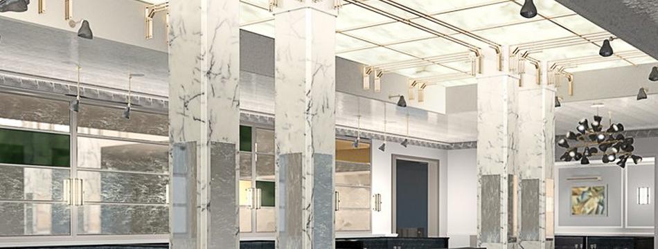 El uso del alabastro en arquitectura iluminación interior y exterior. Arastone