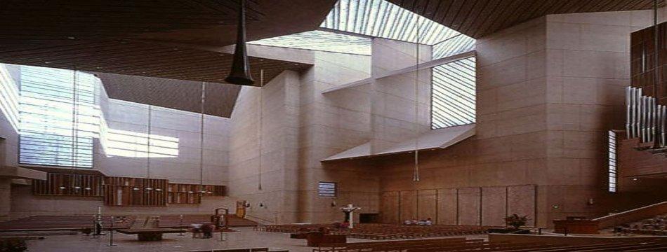 Iluminarias de alabastro para arquitectura. Arastone.