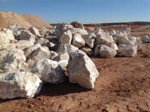 Canteras de alabastro